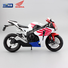 1:12 scale mini kids Motorcycle Honda CBR1000RR Diecast metal models race motor bike toys collectible racing for children boy