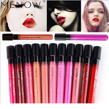 MENOW Brand Makeup liquid Matte Lipstick 18 Color Tint Lip Gloss Velvet Waterproof Long Lasting Lip Balm Make up Tattoo Cosmetic