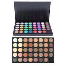 Professional Makeup 80 Colors Eyeshadow Palette Eyeshadow Set Mat(China)