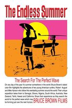 "The Endless Summer Fabric poster 36"" x 24"" Decor 02"