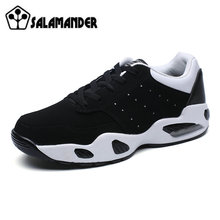 Men's Camo Basketball Shoes Brand Sport Shoes Breathable Outdoor Athletic Retro Basketball Scarpe Da Basket Sneakers Basketball(China)