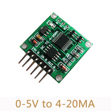 Voltage to Current Module 0-5V to 4-20MA Linear Transmitter Board for electronics equipment control SC02(China)