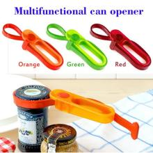 Wholesale Automatic one touch can opener, bottle opener ,hot sales easy operation(China)
