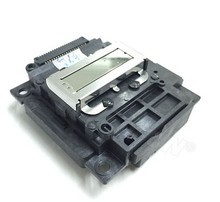 Free shipping 95% original new For Epson printer spare parts printhead for epson l355