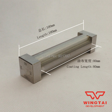Four Side Wet Film Applicator Stainless Steel Material(China)