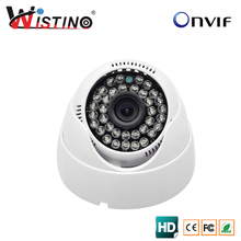 Wistino HD 720P Indoor Dome IP Camera Security CCTV 1.0MP Surveillance ONVIF 2.0 P2P IR-Cut Filter Night Vision Free shipping