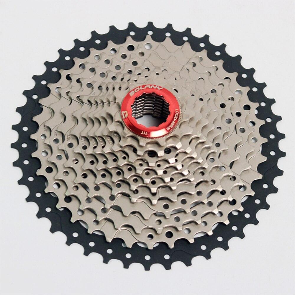 11 Speed Mountain Bicycle Cassette Part Flywheel 11-42 Teeth Bike Freewheel