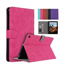 Mediapad M3 Lite 10.0 10.1'' PU Leather Case Cover Tablet PC Fundas For Huawei MediaPad M3 Lite 10 BAH-W09 BAH-AL00 Stand Skin(China)