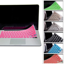 "Ultra Thin Silicone Keyboard Cover Skin Protector Protective Film For Apple Macbook Pro Air Retina 13"" 15"" 17"" Air 13 Retina 13"