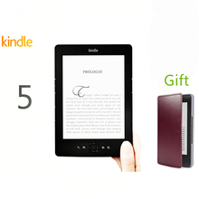 Used k5 6 inch e-ink, ebook reader,e book ereader,ink,books,good condition free shipping kobo also in stock