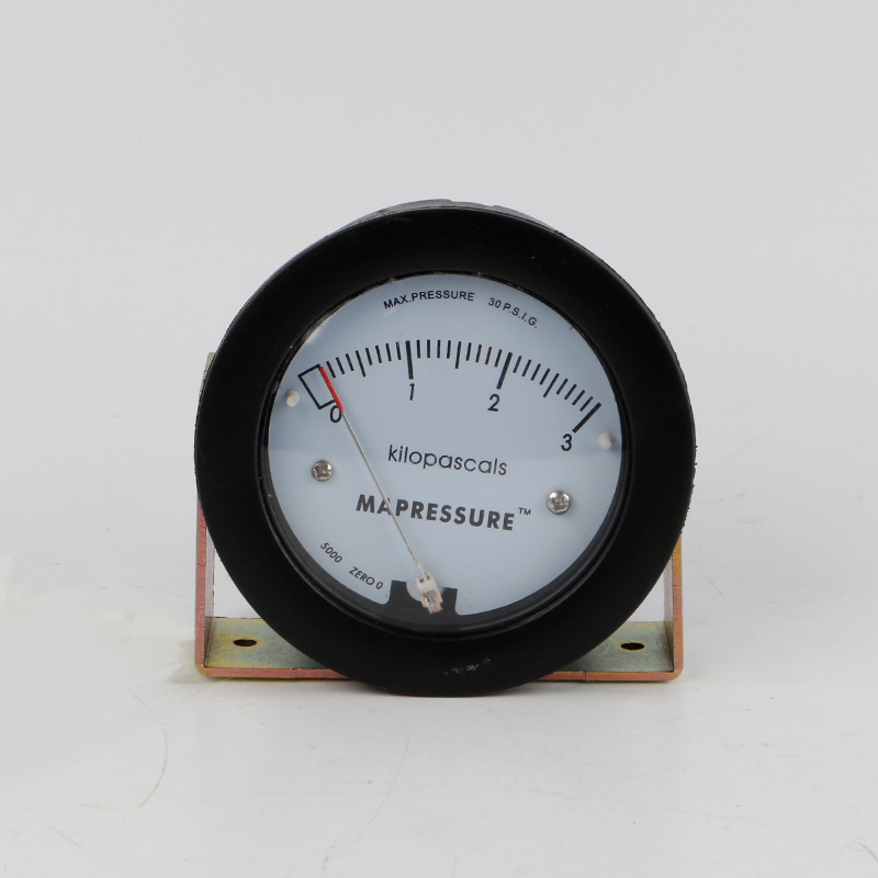 TE5000 0-3kpa Mini Size Air Differential Pressure Gauge<br>