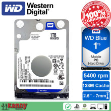 Western Digital WD Blue 1TB hdd 2.5 SATA disco duro laptop internal sabit hard disk drive interno hd notebook harddisk disque