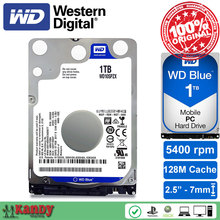 Western Digital WD Blue 1TB hdd 2.5 SATA disco duro laptop internal sabit hard disk drive interno hd notebook harddisk disque(China)