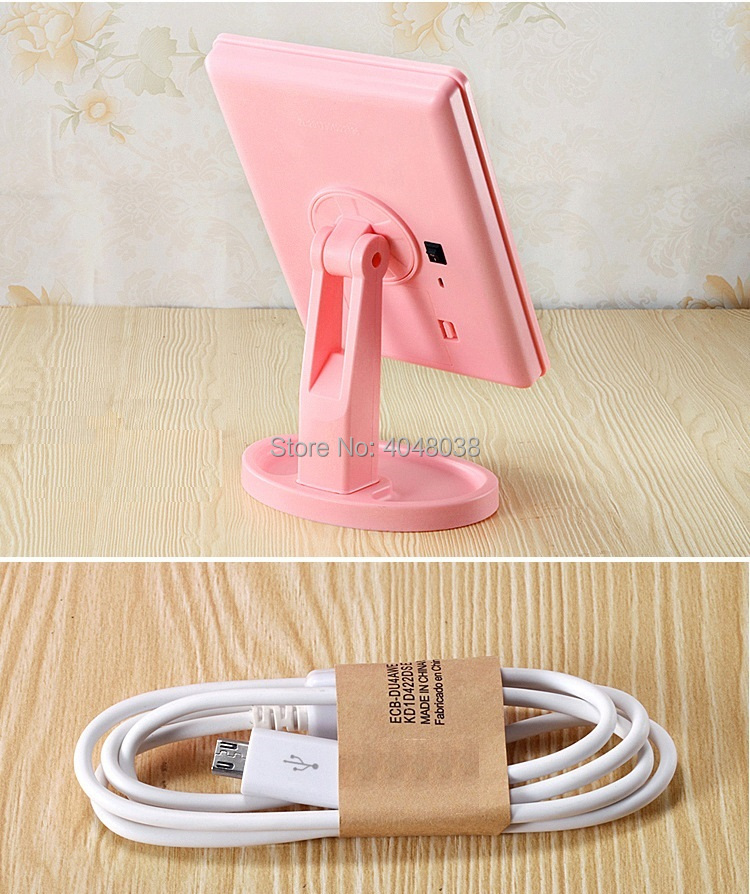 LED Mirror with USB