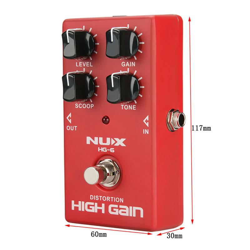 NUX HG-6-3