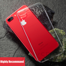 Buy Luxury Brand Soft Clear TPU Phone Cases iPhone X Case Luxury Silicone Case iPhone 7 8 6 6s 5 5s SE Plus Transparent Case for $1.04 in AliExpress store