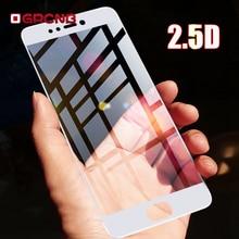 2.5D Full Cover Tempered Glass Xiaomi Mi5 Mi5s Plus Screen Protector Film Xiaomi Mi5C Mi5X Mi6 Protective Film