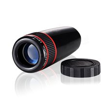 Buy Universal 8X Zoom Mobile Phone Telephoto Lens Optical Telescope Camera Phone Lens iPhone Samsung Smart Phones Camera for $8.79 in AliExpress store