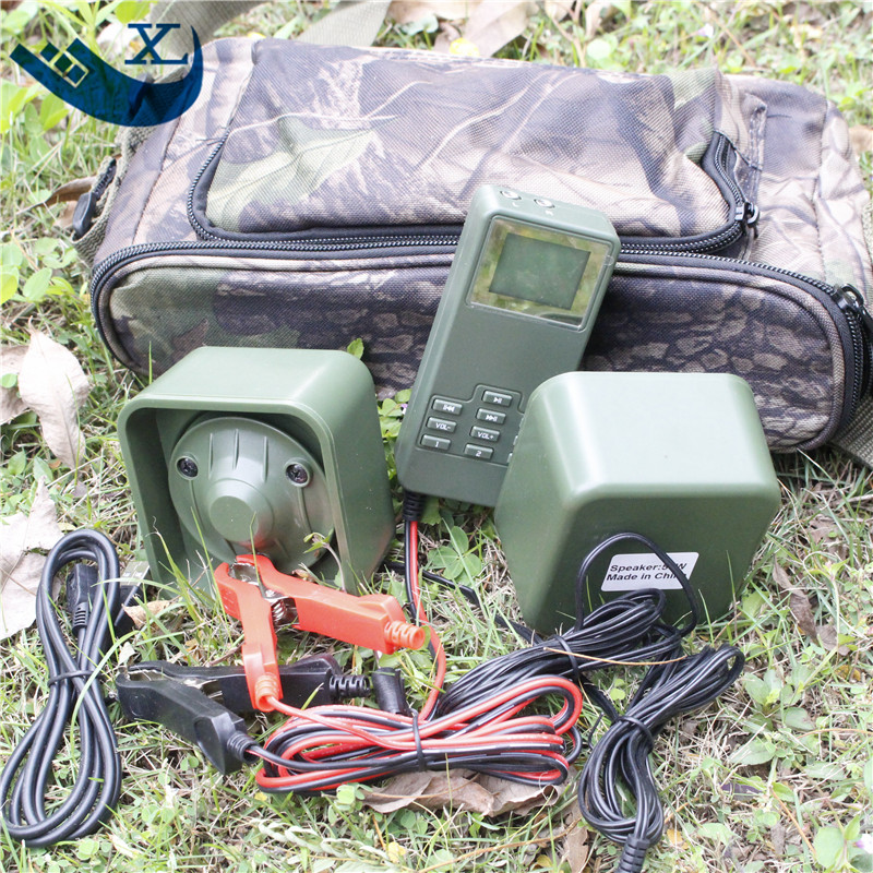 Electronics Decoy Hunting MP3 Bird Caller Sound Player Decoy Speaker Hunting Electronic Decoy Bird Hunting Equipment <br><br>Aliexpress