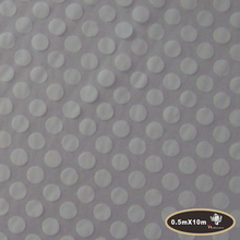 Excellent quality white polka dots hydrographic film water transfer printing film 50cm*10m aqua print  HFP009-1