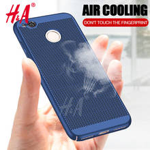 Buy H&A Ultra Thin Heat Dissipation Cover Case Xiaomi Redmi 4 4X 4A Full Cover Redmi 4 4X 4A Protect Cases for $1.88 in AliExpress store