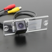 For Mitsubishi Pajero / Pajero Super Exceed 2006~2014 / HD CCD Back up Reverse Camera / Car Parking Camera / Rear View Camera