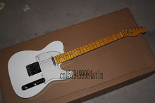 Free shipping ! TL electric guitar,natural telecaster guitar, tele electric guitar       @9