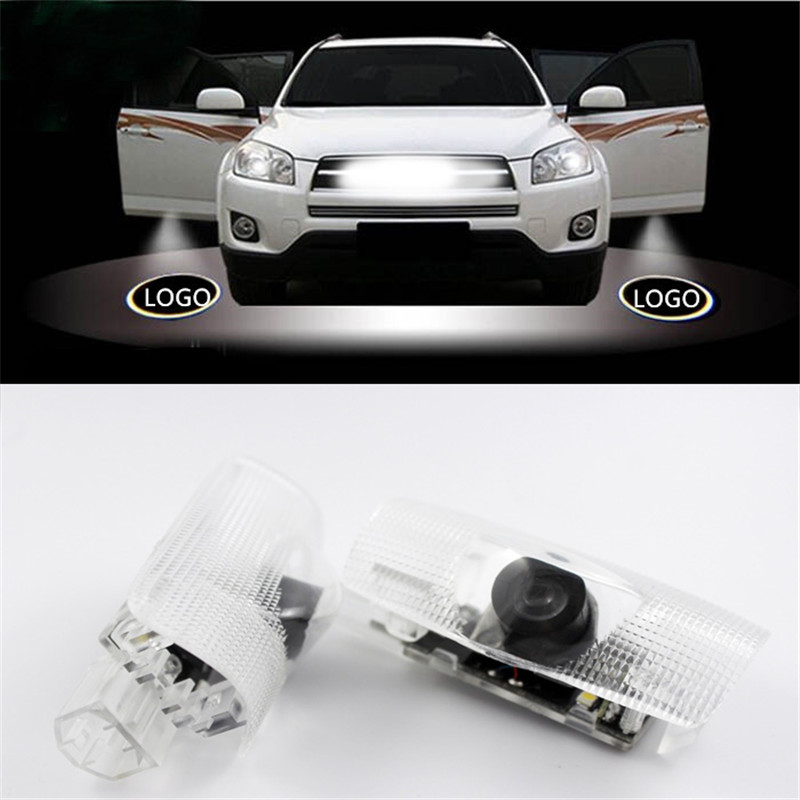 LED Car Door Light Logo Projector Welcome Ghost Shadow Light for Toyota Corolla Prius  Previa TUNDRA Alphard GT86 VENZA Sienna<br><br>Aliexpress