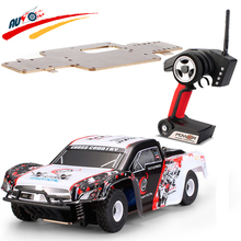 RC Car WLtoys K999 1:28 2.4G 4CH RTR Off-Road Remote Control RC Car High-speed 30km/h Alloy Chassis Structure Racing Vehicle