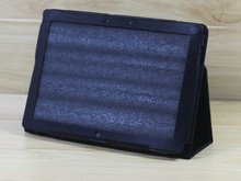 Free Shipping PU Leather Cover Case For Asus Eee Pad Transformer TF300
