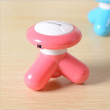 HAICAR Mini Triangle Massager Electric Handheld USB Rechargeable Full Body Massage best seller#30