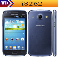 Original i8262/i8260 Samsung Galaxy Core Dual-core 5MP 3G Network 1GB RAM Android cell phone refurbished(China)
