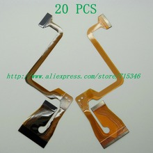 20PCS/ NEW LCD Flex Cable For JVC GR-D850 GR- D850 D859 D870 D875 D750 D950 D825 D820 D815 Video Camera Repair Part(China)