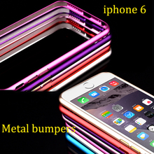 accessories wholesale cases for phones bumper on for iPhone 6 6s Cases 360 full With Protection rim Case covers