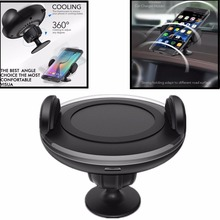 High quality Universal Car Charger Dock Wireless Charging Pad Phone Holder for Samsung phones For iphone 5/6/7/8