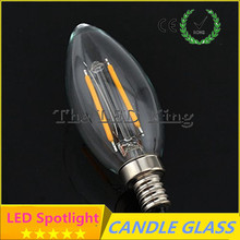 10W 15W 20W 25W Dimmable Led Filament Light Bulb E27 E14 Candle Lamp COB 220V replace halogen bulbs 20w 40w 60w 80w(China)