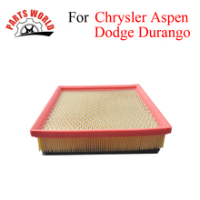 Car Parts Carbon Cabin Air Filter For Chrysler Aspen / Dodge Durango 2004 2005 2006 2007 2008 2009 Accessories 53032527AB