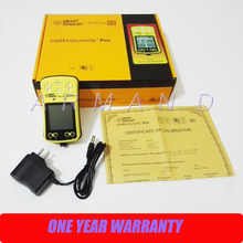 Portable Multi Gas Monitor Detector 4 in 1 Smart Sensor AS8900 CO O2 H2S Combustible gas leakage detection