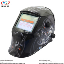 Fast Shipping Deliver Soon TRQWH Brand Welding Helmet Auto Darkening Welding Mask Electric Welding Tig Mig Mag Electrode Plasma