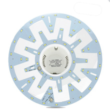 Ceiling Fixture LED Ring Panel Circle Lights 10W 15W 20W 24W + 180V-265V Driver SMD 5730 Ceiling board the circular lamp board