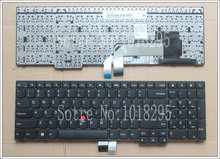 New Original for IBM Lenovo Thinkpad E550 E550C E555 E560 E565 Keyboard Teclado US English  00HN000 00HN074 00HN037