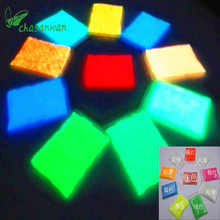 1PC Luminous Glow Sand Bright Glow In The Dark Sand Particles Glow Pigment  Diy Luminescent Wedding Decoration Casamento Boda-W