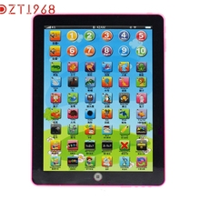 DZT6 Best Seller drop ship Child Kids Computer Tablet Chinese English Learning Study Machine Toy S25
