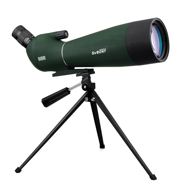 SVBONY Spotting Scope Waterproof BAK4 Angled 20-60x80mm (6)