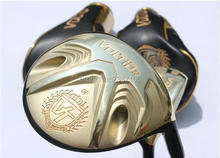 2016  KATANA VOLTIO IV   HI COR   gold  golf  fairway wood  head  golf head    driver   iron   putter  wedge