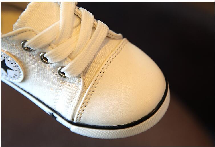 2018 Respirant Sneaker Chaussures Garçons et Filles 34