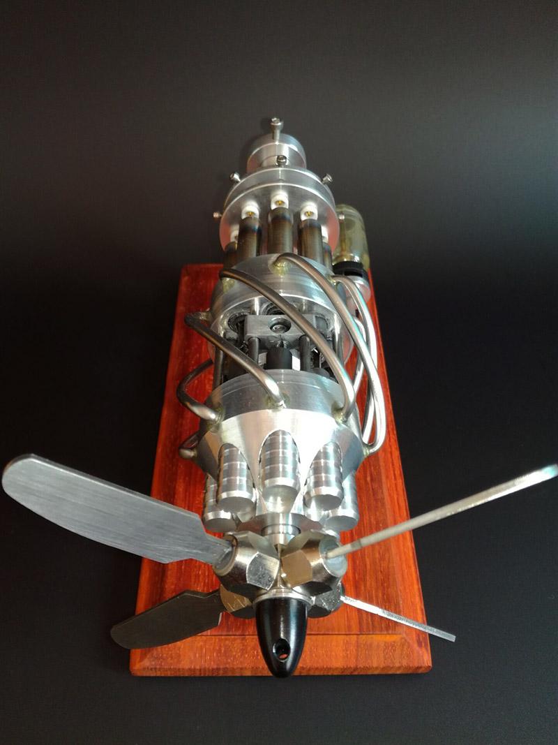 Stirling engine 12