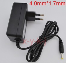 1PCS 18V 400mA High quality IC solutions  AC 100V-240V Converter Adapter DC 18V 0.4A 400mA Power Supply EU Plug 4.0mm x 1.7mm