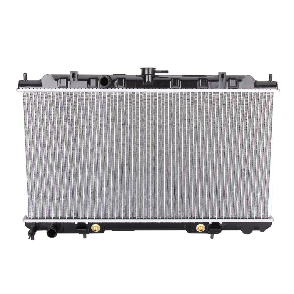 Fit 00-05 Nissan Sentra 1.8L 2.0L 2.5L MT 2-Row Aluminum Racing Cooling Radiator