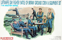 [Dragon] Plastic Model Kit 1/48 'Battle of Britain' Set (5532)(China)
